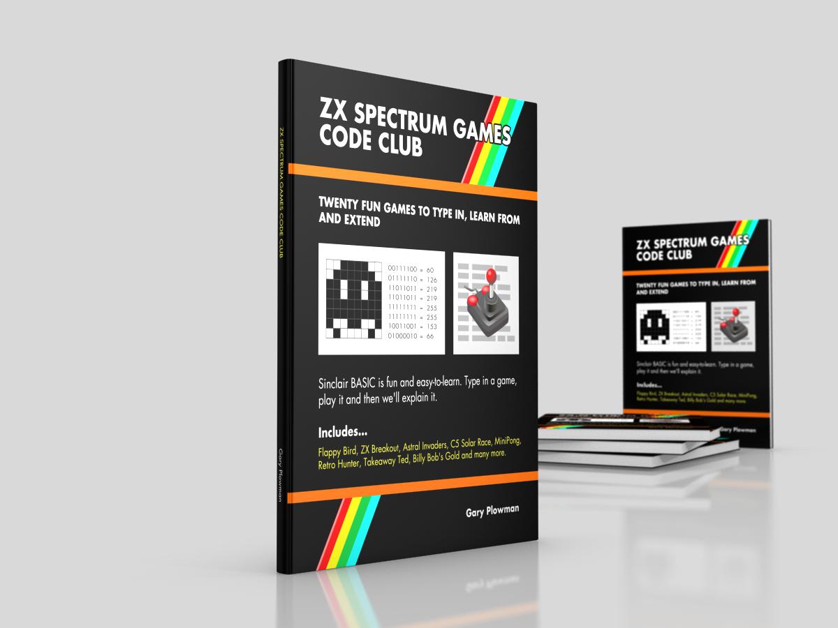 ZX Spectrum Games Code Club – Gazzapper Games