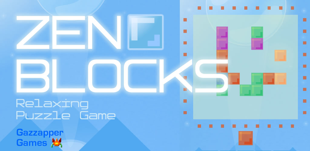 Zen Blocks Puzzle Game for Android