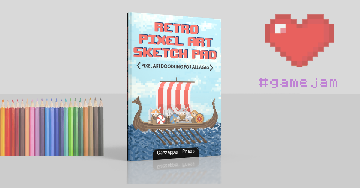 pixel art game jams resources